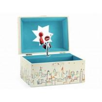 Djeco Spieluhr mit Schatzkästchen MISTER MOON