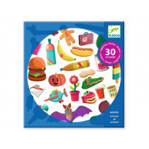 Djeco 30 Sticker RÖNTGENSTRAHLEN