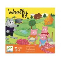 Djeco Kooperationsspiel WOOLFY