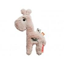 Done by Deer Kuscheltier Giraffe Raffi rosa klein