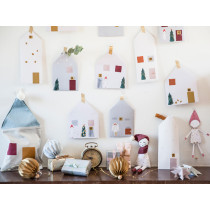 Fabelab DIY Adventskalender FEEN-DORF