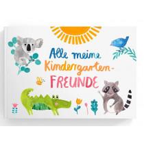 Frau Ottilie Erinnerungsbuch ALLE MEINE KINDERGARTENFREUNDE