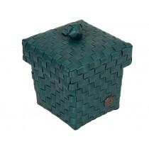 Handed By Box Ascoli blaugrün