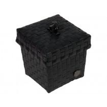 Handed By Box Ascoli schwarz
