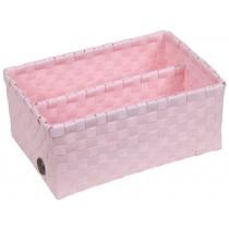Handed By Korb Bari puder rosa