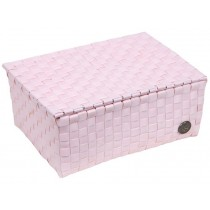 Handed By Box Udine puder-rosa