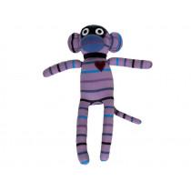 HickUps Sockenaffe violett