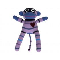 HickUps Sockenaffe mini violett