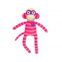 HickUps Sockenaffe rosa / pink