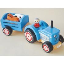 Indigo Jamm Traktor Tim