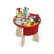 Janod Activity Tisch BABY FOREST