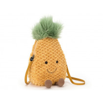 Jellycat Amuseable Kindertasche ANANAS