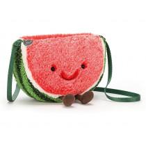 Jellycat Amuseable Kindertasche WASSERMELONE