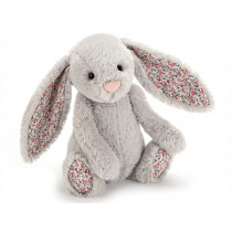 Jellycat Blossom HASE Silber M