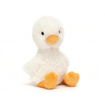 Jellycat DIDDY DUCKLING creme