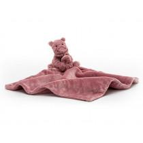 Jellycat Schnuffeltuch Fuddlewuddle NILPFERD