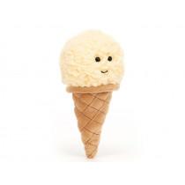 Jellycat Irresistible Ice Cream VANILLE