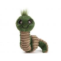 Jellycat Wiggly WURM grün