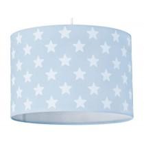 Kids Concept Deckenlampe Sterne blau
