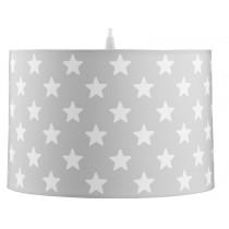 Kids Concept Deckenlampe Sterne grau