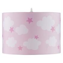 Kids Concept Deckenlampe Wolken rosa