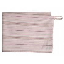 Krasilnikoff Geschirrtuch Streifen SOFIE rosa