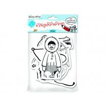 Krickel-Krakel Fingerpuppen