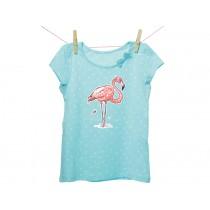 krima & isa Bügelbild Flamingo