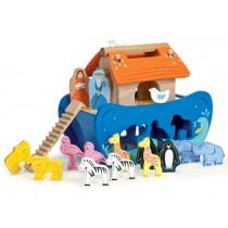 Le Toy Van Arche Noah Sortierspiel