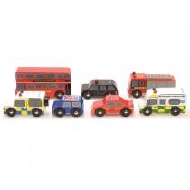 Le Toy Van Auto Set London