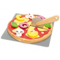 Le Toy Van Pizza Set