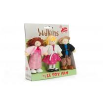 Le Toy Van Puppenfamilie