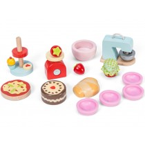 Le Toy Van Puppenhaus-Set Back-Zubehör