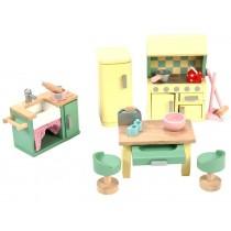 Le Toy Van Puppenhaus Daisylane Küche