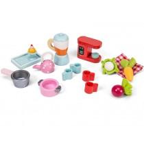Le Toy Van Puppenhaus-Set Küchen-Zubehör