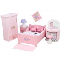Le Toy Van Puppenhaus Schlafzimmer