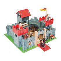 Le Toy Van Ritterburg Camelot Castle