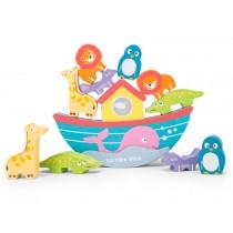 Le Toy Van Stapelspiel Arche Noah