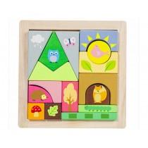 Le Toy Van Holzklötze Puzzle