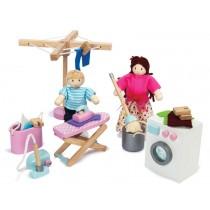 Le Toy Van Puppenhaus Waschküche