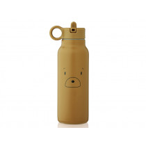 LIEWOOD Wasserflasche 350ml FALK Bär golden caramel