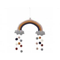 LIEWOOD Regenbogen Mobile Judy ROST MIX