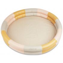 LIEWOOD Planschbecken SAVANNAH Stripes Peach / Sandy / Yellow Mellow