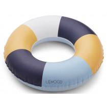 LIEWOOD Schwimmring BALOO Blau Mix