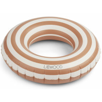 LIEWOOD Schwimmring BALOO Stripes Tuscany Rose/Creme de la Creme
