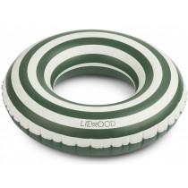 LIEWOOD Schwimmring BALOO Stripes Garden Green/Creme de la Creme