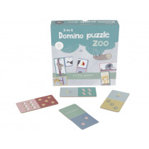 Little Dutch Domino Puzzle ZOO
