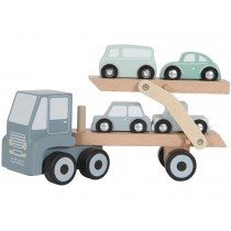 Little Dutch Holz Auto-Transporter