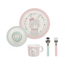 Little Dutch Melamingeschirr Set HASE