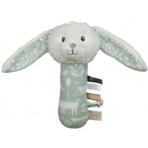 Little Dutch Greifling Rassel HASE mint